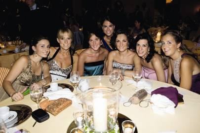 Ana Navarro, Rocio Bordas, Carmen Plasencia, Teresa Bonilla, Elena Guzman, Ana Blas and Beatriz Royo