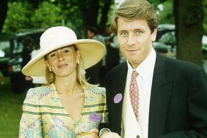Lady Louise Wilkinson and Tim Wilknson