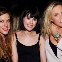 Emma Godfrey, Emma Hampson-Jones and Francesca O'Donnell