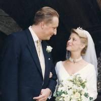 Charles Paravicini and Lucia Paravicini