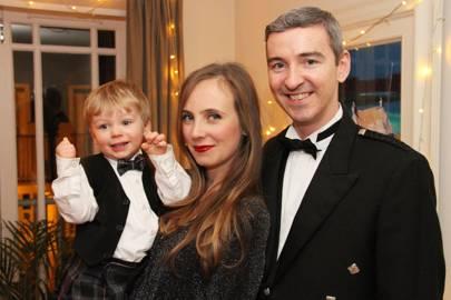 Jack Devlin, Laura Devlin and Brian Devlin