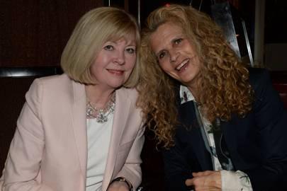 Lady Chrissy Blake and Suzanne Accosta