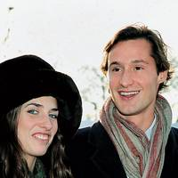 Marina Hanbury and Tristan Hoare