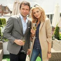 James Purefoy and Tamsin Egerton