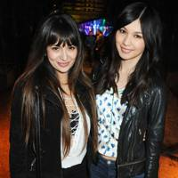 Zara Martin and Gemma Chan
