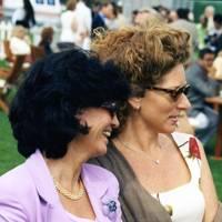 Mrs Michael Boxford and Kelly Hoppen