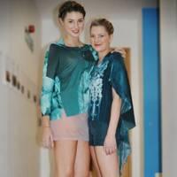 Lucia Pflueger and Lisett Luik