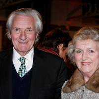 Lord Heseltine and Lady Heseltine
