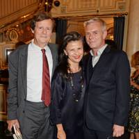David Hare, Stephen Daldry and Tracey Ullman
