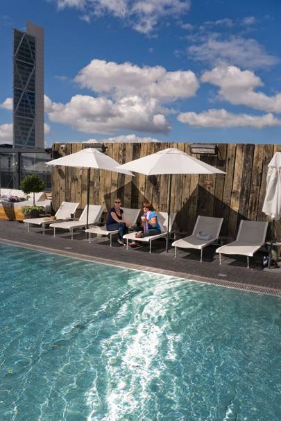 Shoreditch House, London