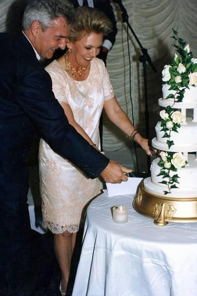 Ivan Fallon and Mrs Ivan Fallon