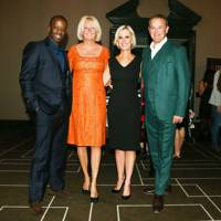 Adrian Lester, Lulu Williams, Sas Stein and Hugh Bonneville