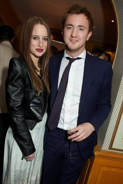 Rosie Fortescue and Francis Boulle