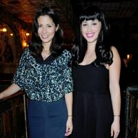 Jasmine Hemsley and Melissa Hemsley
