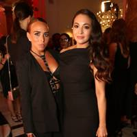 Chloe Green and Zara Martin