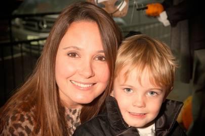 Clare Schifano and Alexander Schifano