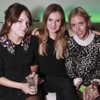 Antonia Frewen, Chloe Hanson and Alicia Waite