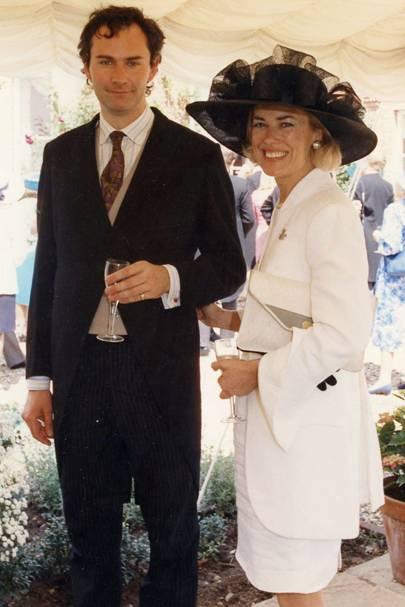 William Cash and Mrs Bill Cash