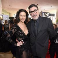 Catherine Zeta-Jones and Alfred Molina