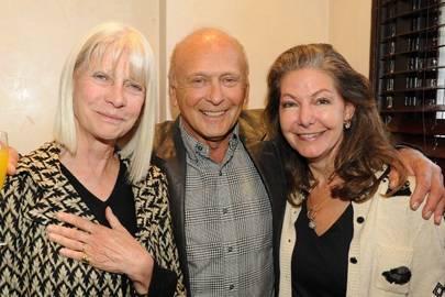 Greta Morrison, Brian Stein and Sandra Cronan