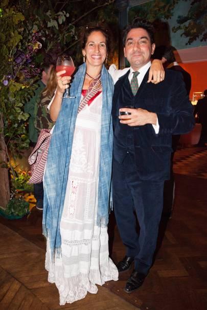 Jasmine Dellal and Robin Choudhury