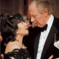 Lady Lowson and Sir Ian Lowson