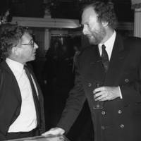 John Kasmin and Ed Victor
