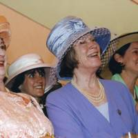 Lady MacGregor of MacGregor, Mrs James Repard, Mrs Daviid Graham and Mrs Thomas Goddard