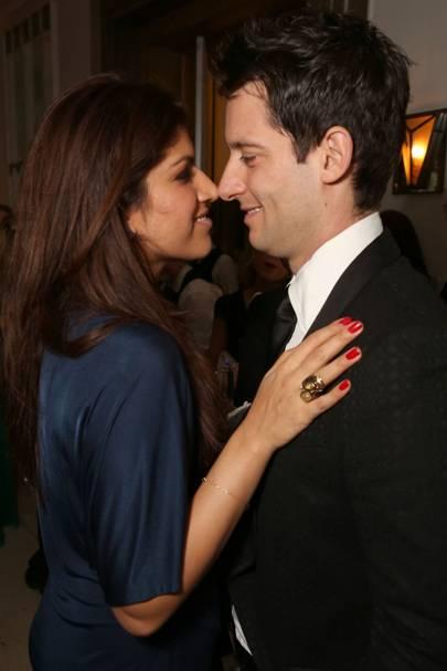 Sarah Giovanni and Nicholas Giovanni