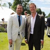 James Purefoy and Rupert Penry Jones