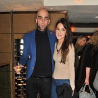Drummond Money-Coutts and Anna-Louise Downman