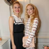 Pandora Sykes and Hannah Weiland