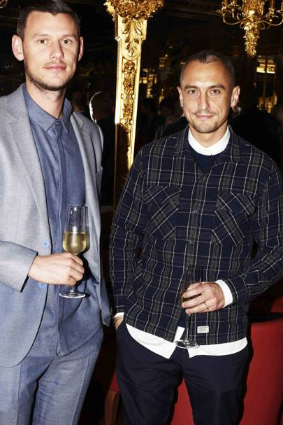 Ben Jarvis and Richard Nicoll