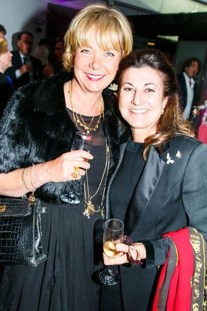 Emma Cooper Key and Sarah Holcroft