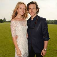 Jemma Powell and Jack Savoretti