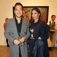 Damian Soong and Alexandra Miro