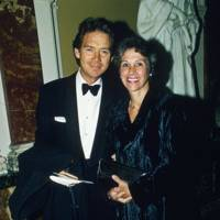Anthony Andrews and Mrs Anthony Andrews