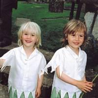 Ossian Brudenell-Bruce and Rowan Brudenell-Bruce