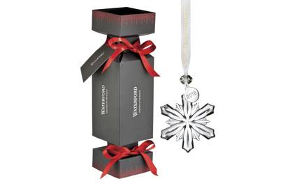 Waterford Crystal Ornament crackers