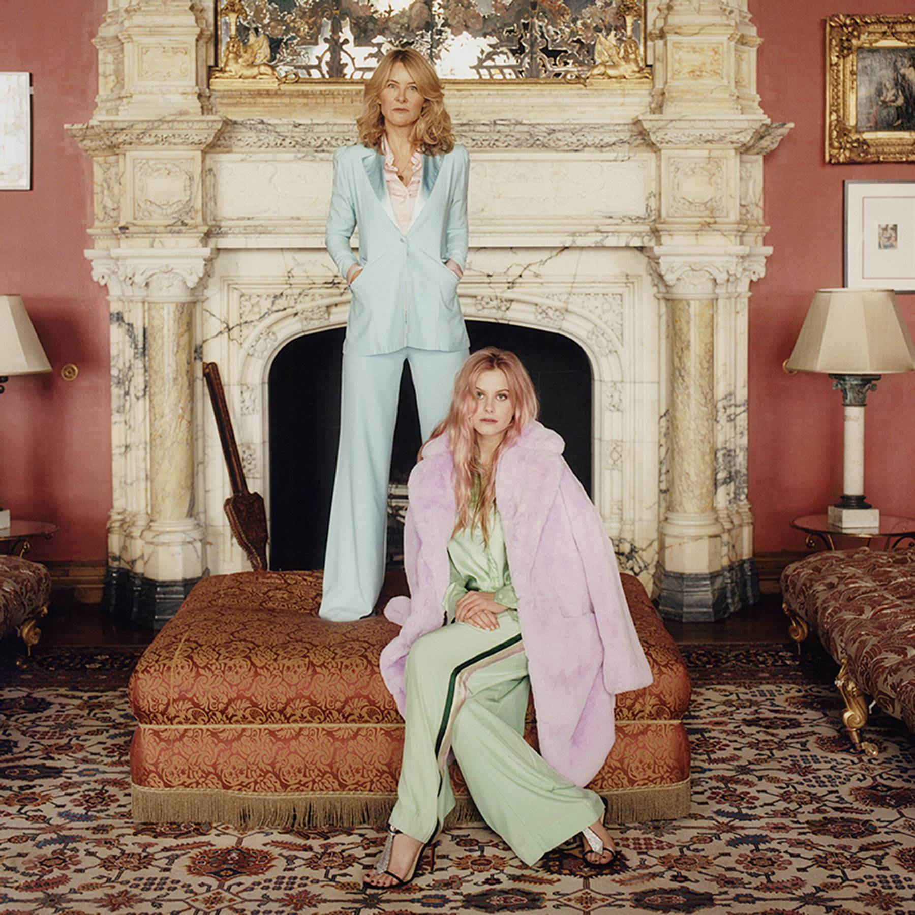 Meet The Marchioness Of Bute And Her Daughter Lady Lola Crichton Stuart Tatler