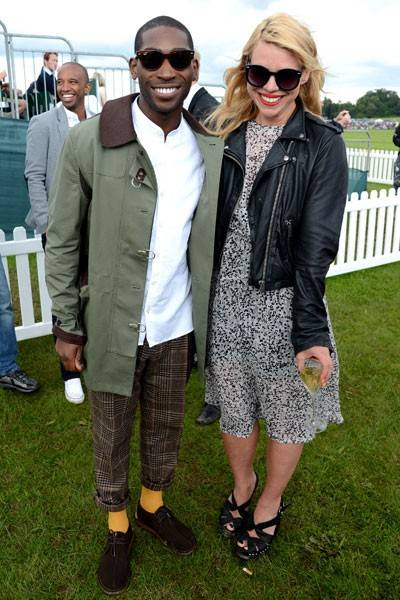Tinie Tempah and Billie Piper