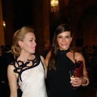 Alexandra Kennedy and Fiona Davidoff