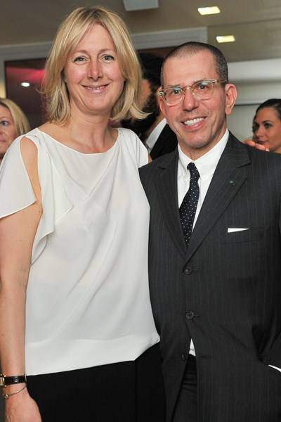 Susie Forbes and Jonathan Newhouse