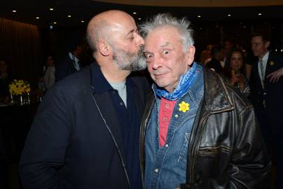 Richard Young and David Bailey