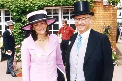 Carol Chapman and Christopher Heath