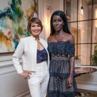 Devina Mathoorasing and Charlotte De'Davis