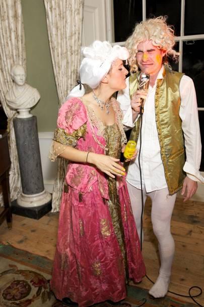 Susannah Ashfield and Edmund Attrill