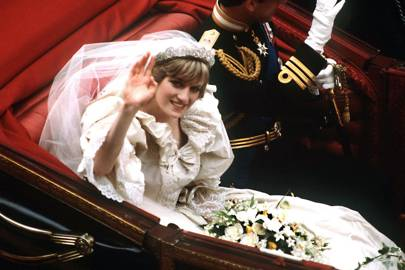 princess diana s wedding dress designer on reliving that historic moment in the crown tatler princess diana s wedding dress designer