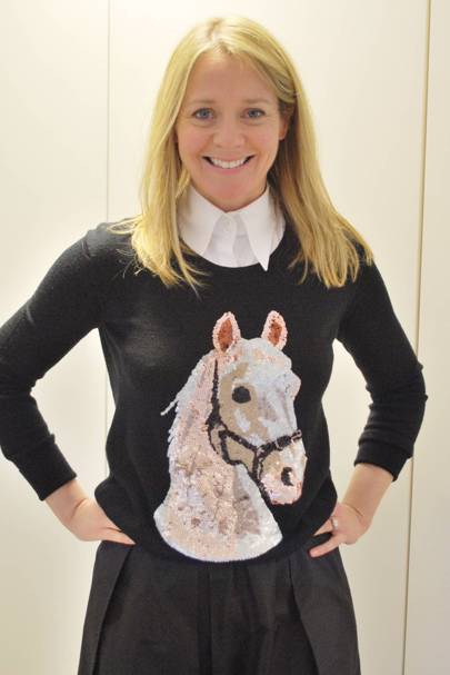 Kate 'Of Course It Has A Horse On It' Reardon