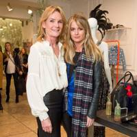 Cressida Bonas and Lady Mary Gaye Curzon